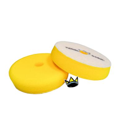Royal Pads Air Medium Pad For DA (żółty) 135mm
