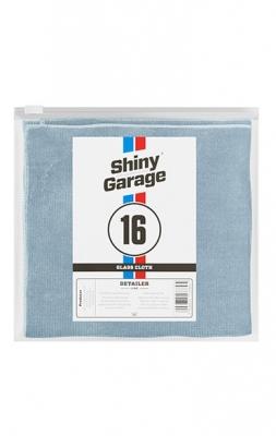 Shiny Garage Glass Cloth 35x35cm