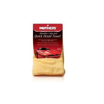 Mothers Microfiber Ultra soft Quick Detail Towel