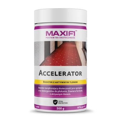 Maxifi Accelerator 500g - booster do prania