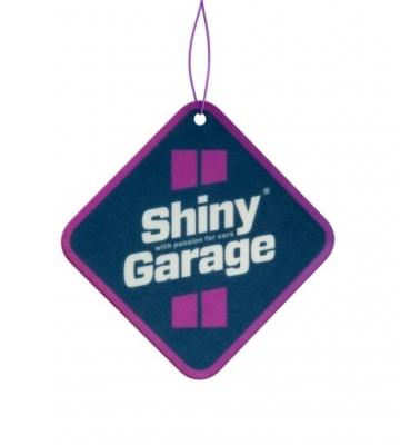 Shiny Garage Square Air Freshener Jagody zimą