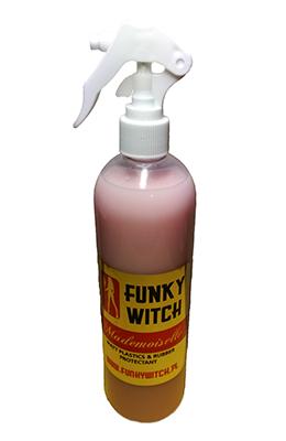 Funky Witch Mademoiselle 500ml - matowy dressing do plastików