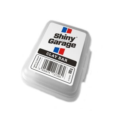 Shiny Garage Clay Bar Fine100g - delikatna glinka czyszcząca