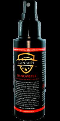CarProtect Nanowiper 100ml - najtrwalsza niewidzialna wycieraczka