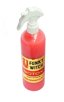 Funky Witch Botox 215ml - quick detailer