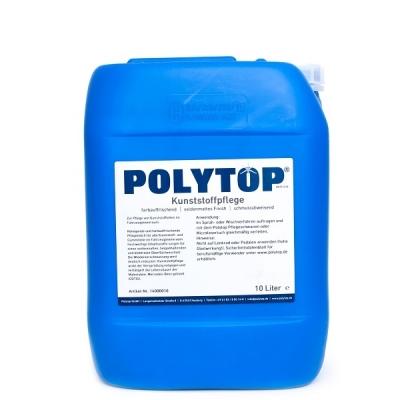 Polytop Kunststoffpflege Środek do zabezpieczania plastików wewnętrznych 10L