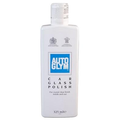 Autoglym Car Glass Polish Mleczko do polerowania szyb 325ml