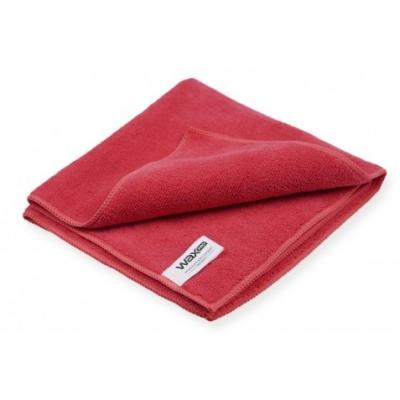 WaxPRO Premium mikrofibra czerwona 40x40