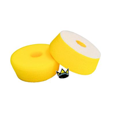 Royal Pads Air Medium Pad For DA (żółty) 80mm