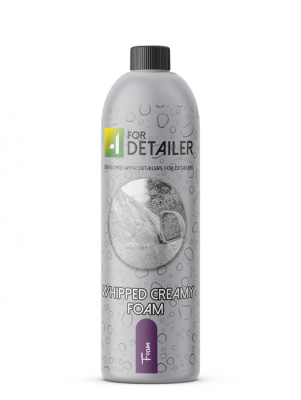 4Detailer Whipped Creamy Foam 500ml