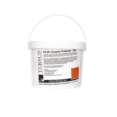 Tersus Enzyme Prespray 2 kg