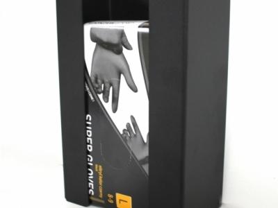 Uchwyt na pudełka z rękawiczkami