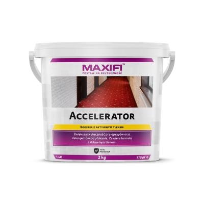 Maxifi Accelerator 2kg - booster do prania