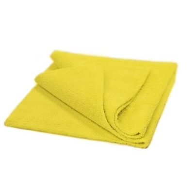 WaxPRO Mikrofibra 40x40cm żółta bezszwowa