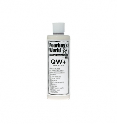 Poorboy's Quick Wax Plus QW+  473ml