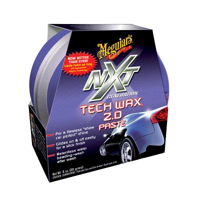 Meguiar's NXT tech wax 2.0 paste wosk 311g