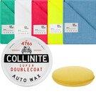 Collinite 476 Super DoubleCoat Auto Wax 266ml - trwały wosk zestaw