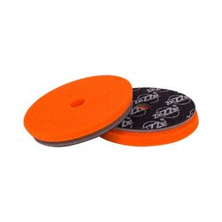ZviZZer All-Rounder Orange Pad Medium Cut 140/20/125, pad do maszyn DA i rotacyjnych