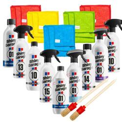 Shiny Garage profesjonalny zestaw kosmetyków