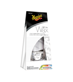 Meguiar's White Wax - wosk w formie pasty
