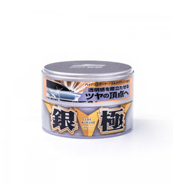 Soft99 Kiwami Extreme Gloss Silver Wax - wosk do jasnych lakierów