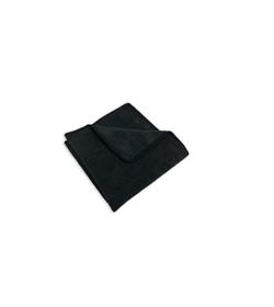 Mikrofibra professional 40x40cm czarna 320gsm