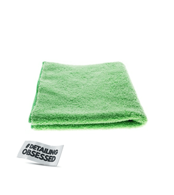 Poorboy's Mega Plush Green 40x40cm