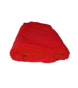 Mikrofibra czerwona #DETAILING OBSESSED 320gsm 40x40cm