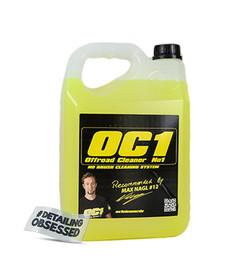 OC1 Offroad Cleaner 5L - środek do czyszczenia mocno zbrudzonych motocykli crossowych, terenówek