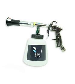 BenBow Tornado Gun Premium Black - pistolet do czyszczenia tworzyw sztucznych