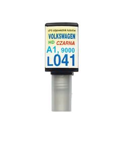 Zaprawka L041 CZARNA Volkswagen 10ml