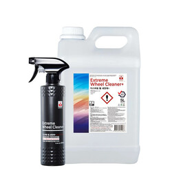Binder Extreme Wheel Cleaner+ 5L+500ml zestaw