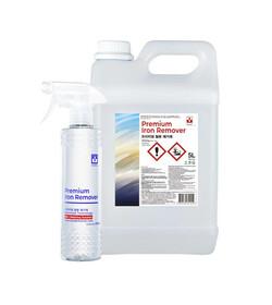 BINDER Premium Iron Remover 5L+500ml zestaw - usuwanie zanieczyszczeń metalicznych