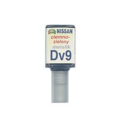Zaprawka Dv9 Ciemnozielony Nissan 10ml