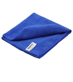 WaxPRO Premium mikrofibra niebieska 40x40