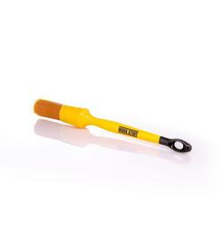 Work Stuff Pędzelek Albino Orange 24mm - pędzelek detailingowy