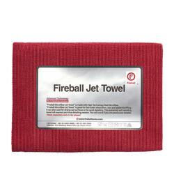Fireball Jet Towel Red