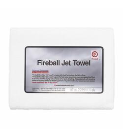 Fireball Jet Towel White