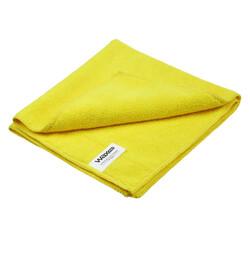 WaxPRO Premium mikrofibra żółta 40x40