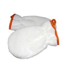 CarPro InnerScrub - rękawica do czyszczenia wnętrza