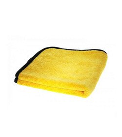 Cobra Gold Plush Jr. Microfiber Towel 40x40cm