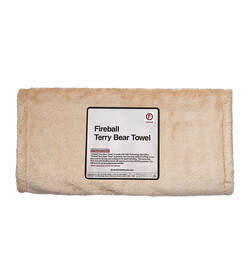 Fireball Terry Bear Buffing Towel 40 x 80cm