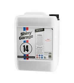 Shiny Garage Back2Black Polymer Tire Dressing 5L - środek do konserwacji opon