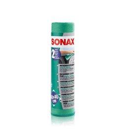 Sonax mikrofibra do szyb 2 sztuki