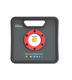 SCANGRIP Multimatch 2 - akumulatorowa lampa inspekcyjna 2 barwy