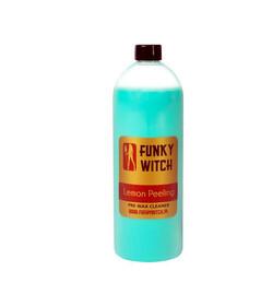 Funky Witch Lemon Peeling Pre Wax Cleaner 215ml - środek do przygotowania powierzchni przed aplikacja wosku