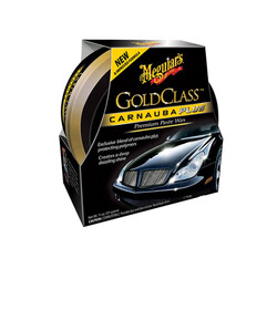 Meguiar's Gold Class Carnauba Plus Premium paste Wax 311g