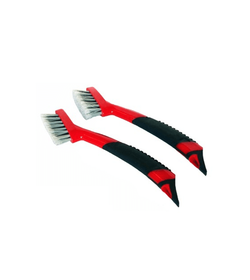 Mothers Detail Brush Set - zestaw szczoteczek do detailingu