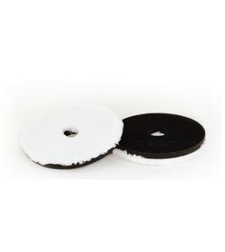 NAT Pad Mikrofibrowy Agresywny Miękki (czarna) 150mm DA
