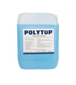 Polytop Glas-Klar Classic Płyn do mycia szyb 10L